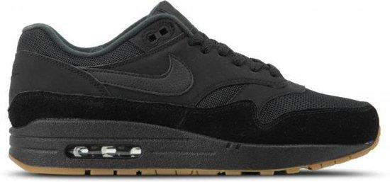 438f705f077 bol.com | Nike Air Max 1 - Sneakers - Zwart/Gum - Maat 40