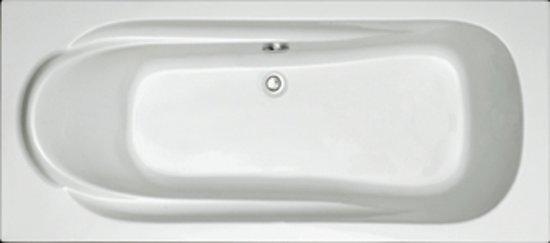 Fonkelnieuw bol.com | Plieger Spring kunststof bad acryl rechthoekig 180x80cm WM-24