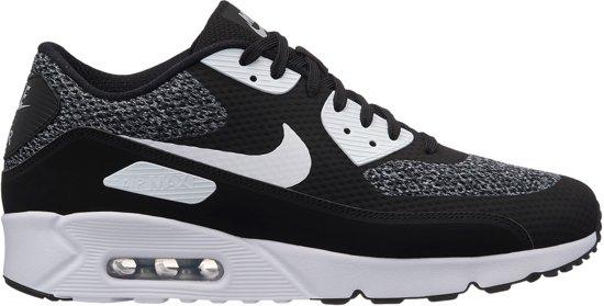 Nike Air Max 90 Leather Sneakers Heren BlackBlack