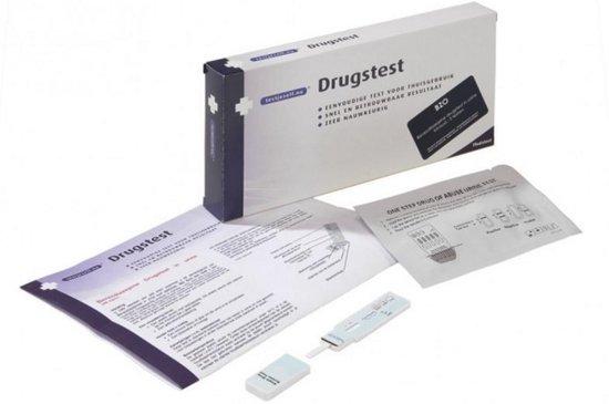Testjezelf.nu - Drugtest Benzodiazepine - 3 stuks