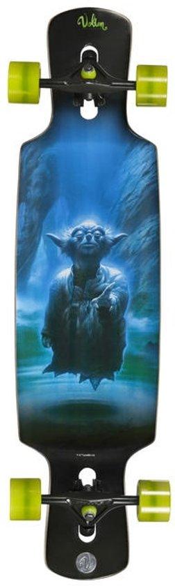 Disney Longboard Star Wars Yoda Groen