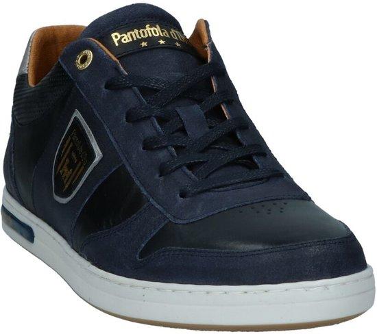 Donker D'oro Pantofola Veterschoenen Blauwe Casual DHYI29eEW