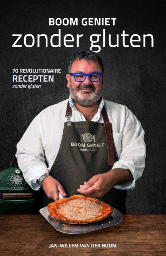 Boek cover Boom geniet van Jan-Willem van der Boom (Hardcover)