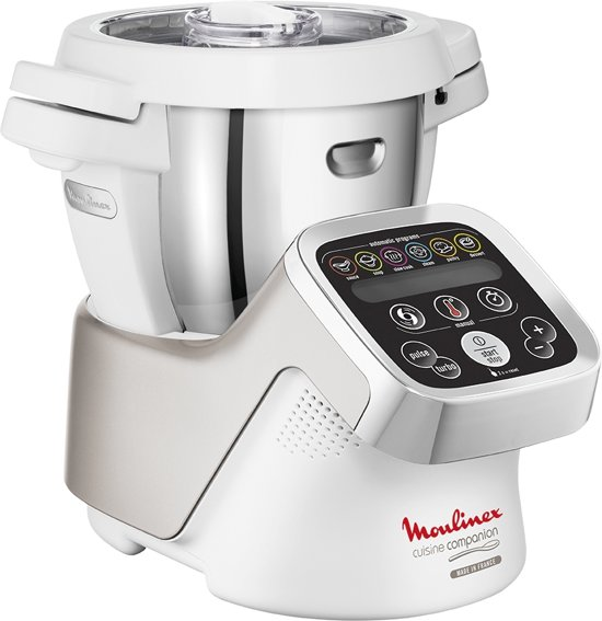 Moulinex cuisine companion hf800 keukenrobot - Moulinex hf800 companion cuisine ...