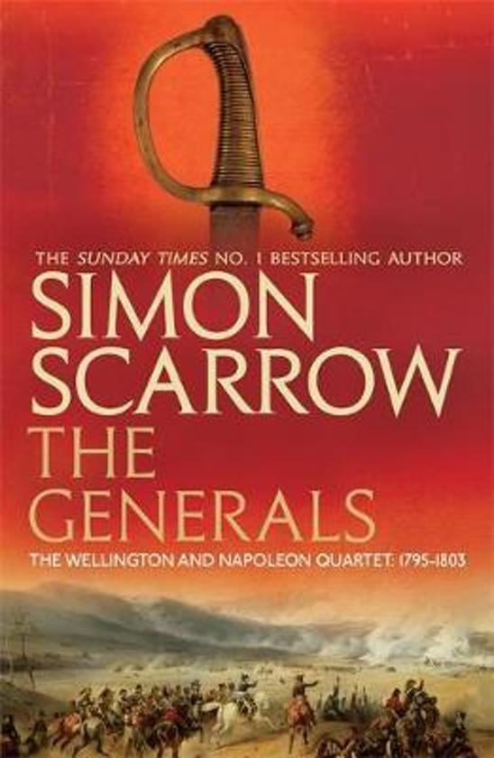 Boek cover Revolution (2): the Generals van Simon Scarrow (Onbekend)