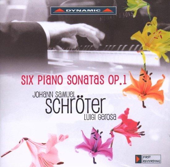 Six Piano Sonatas Op.1