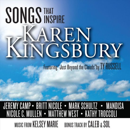 Songs That Inspire: Karen Kingsbury