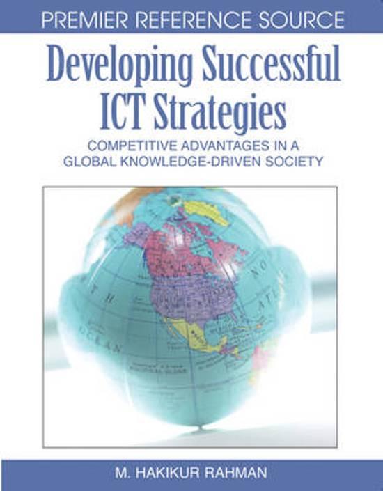 Developing Successful ICT Strategies