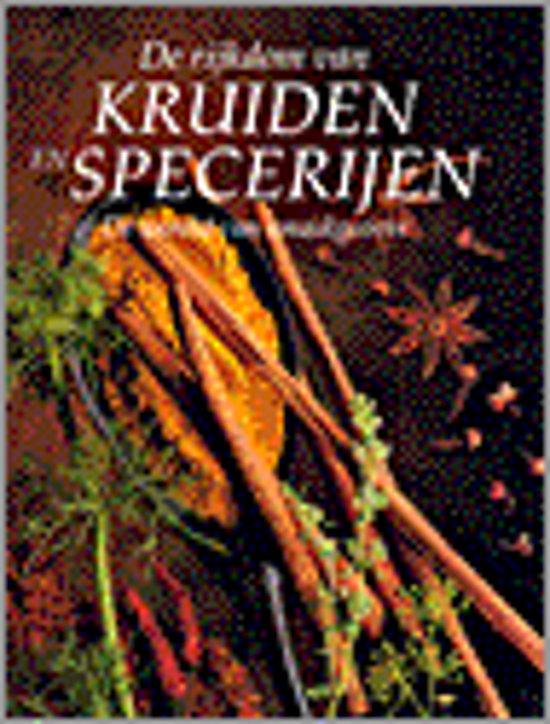 Rijkdom van kruiden en specerijen - Scotto pdf epub