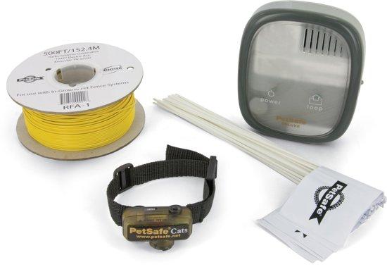 Petsafe Catfence Omheining met Halsband