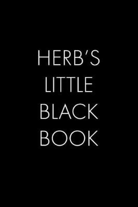 Herb's Little Black Book