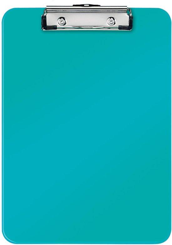 Leitz WOW Klembord Kunststof -  A4 - IJsblauw