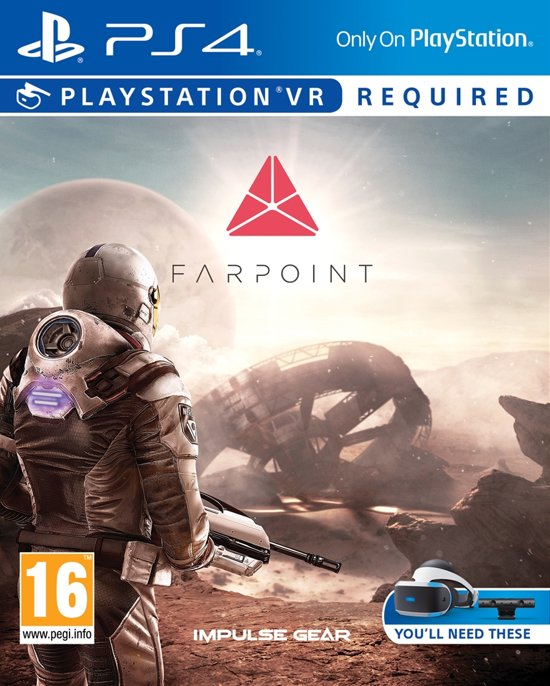 Farpoint VR PlayStation 4
