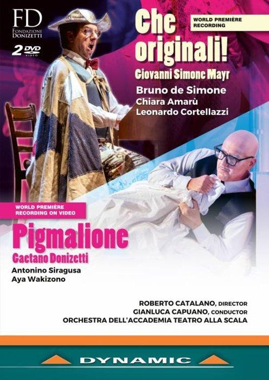 Donizetti / Pigmalione - Giovanni