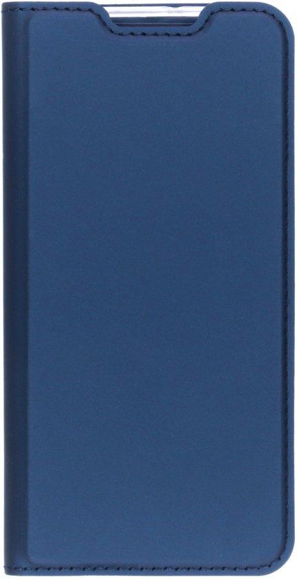 DUX DUCIS TPU Wallet hoesje voor Samsung Galaxy A40 hoesje - blauw