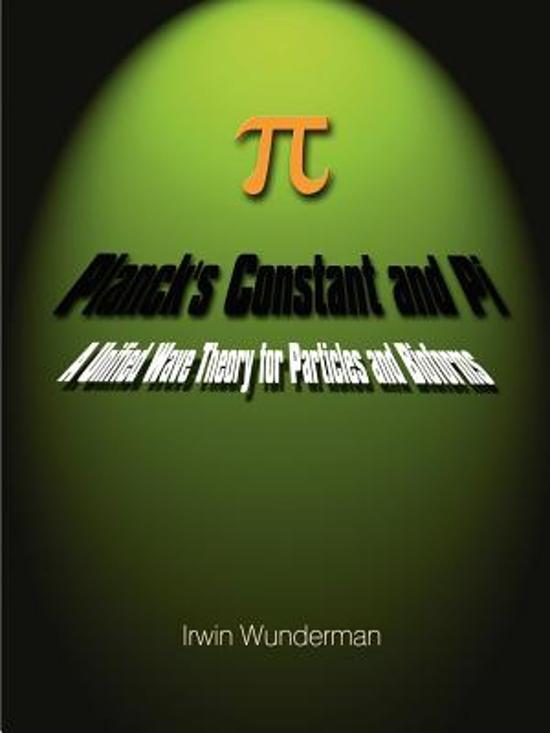 Planck's Constant and Pi