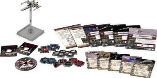 Thumbnail van een extra afbeelding van het spel Star Wars X-wing Z-95 Headhunter Expansion Pack - Uitbreiding - Bordspel