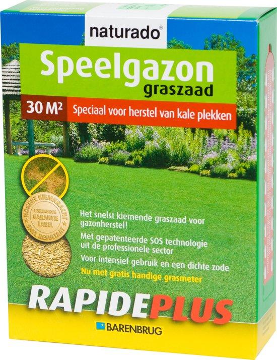 Naturado Graszaad kale plekken -  500 gram - voor 30 m²