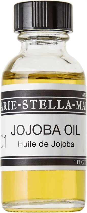 Marie Stella Maris - Jojoba Oil - Unscented - 30 ml