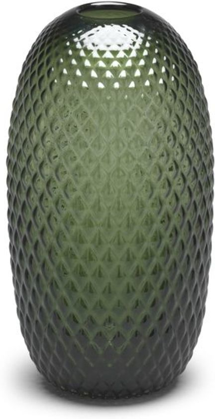 FEST Amsterdam - Facet Vase Green Small