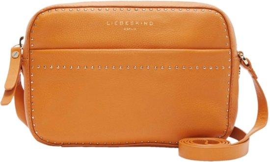 5039714eea1 bol.com   Liebeskind Handtassen Camera Bag Small Vintage Oranje