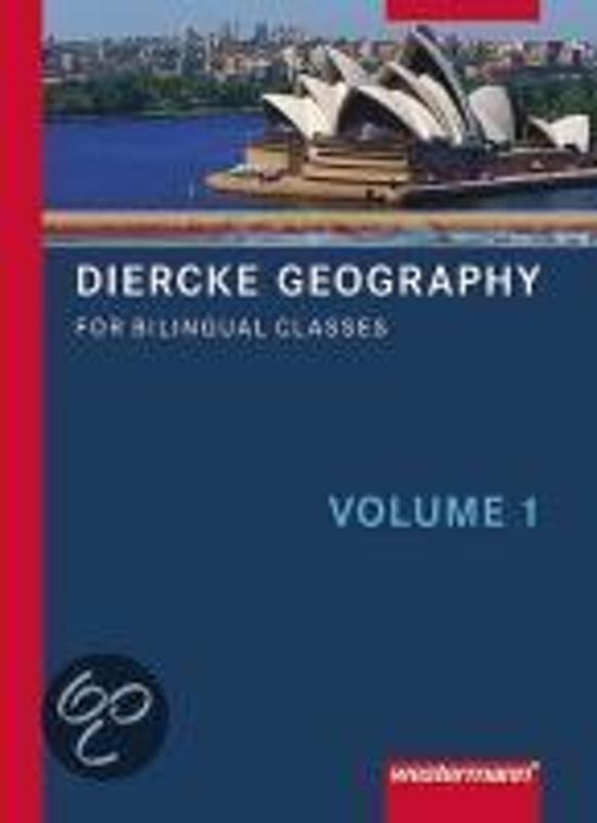 Diercke Geographie Bilingual 1. Textbook
