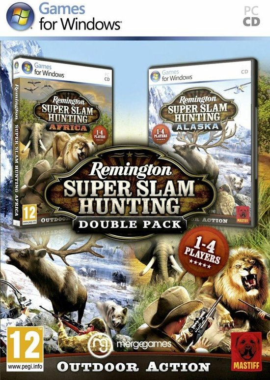 Remington Super Slam Hunting - Double Pack - Windows