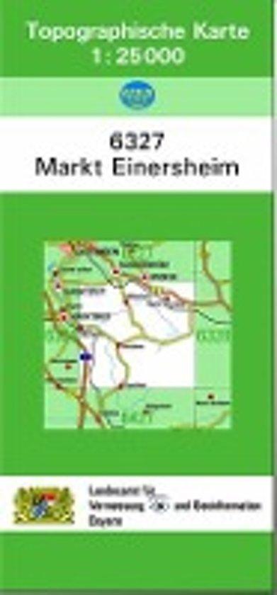 Markt Einersheim 1 : 25 000