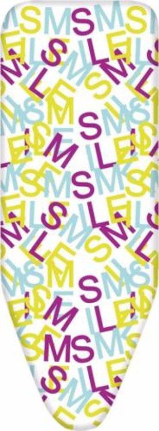 Strijkplankovertrek - 125X46 cm- Smile
