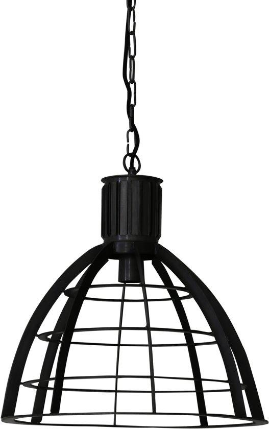 Light & Living Hanglamp  IMANY Ø42x46 cm  -  draad donker brons