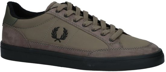 Groene Fred Perry Sneakers Donker Sneakers Fred Fred Groene Perry Groene Sneakers Donker Perry Donker OSqvv5