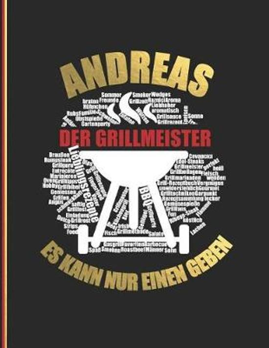 Andreas der Grillmeister