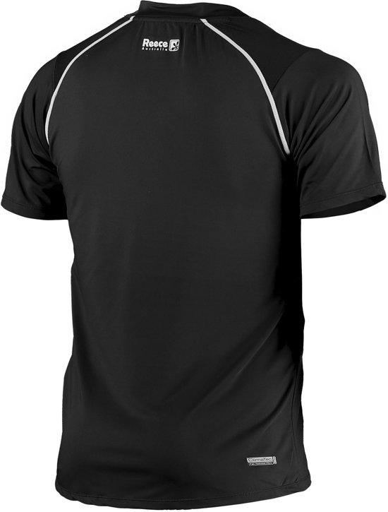 Reece Mannen Sportshirt Core Xl PerformanceMaat Zwart W9EebDH2IY
