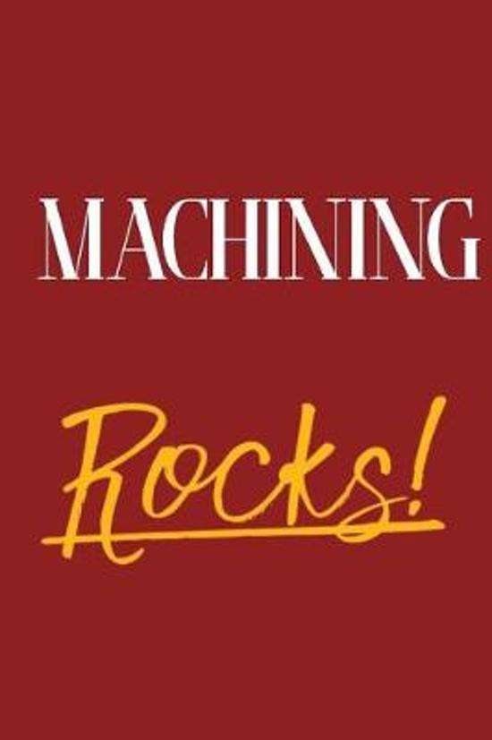 Machining Rocks!