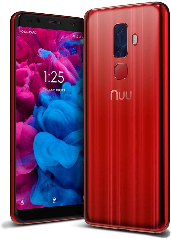Nuu Mobile G3 - 64GB - Ruby Red