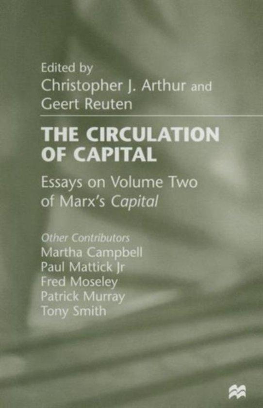 Boek cover The Circulation of Capital van  (Paperback)