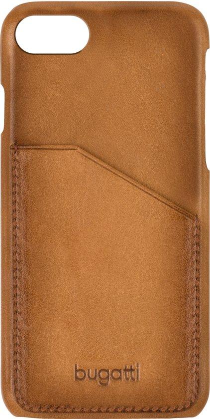 Couverture De Livre Pour Samsung Galaxy S7 - Cognac yfrC7A