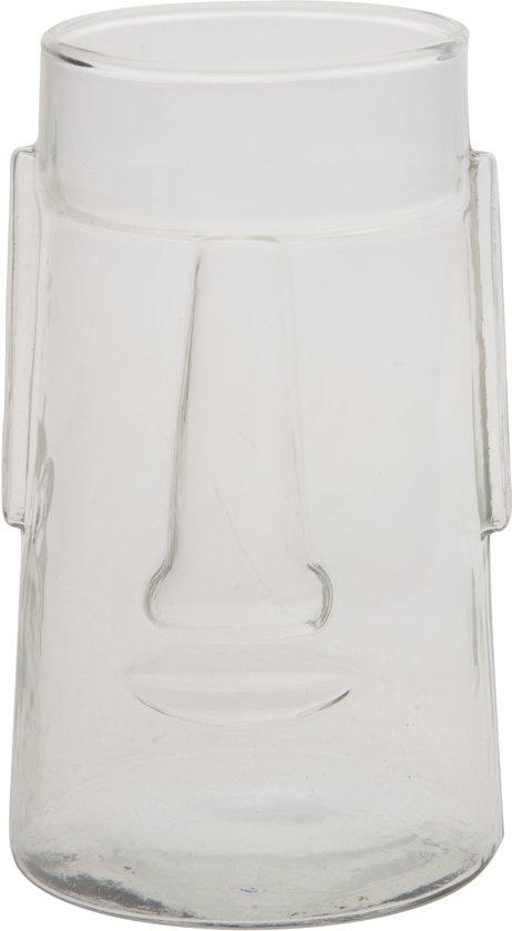 Cosy&Trendy Tiki Glas - Ø 7.3 cm x 12 cm