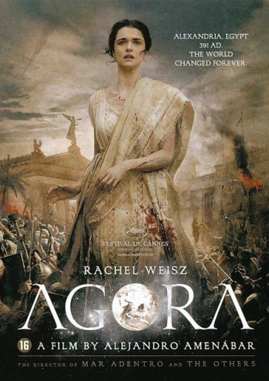 DVD cover van Agora