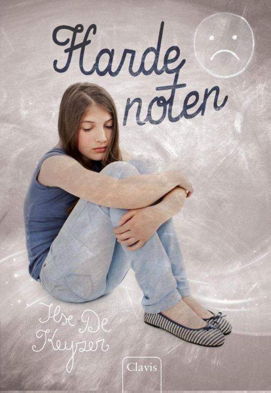 Cover van het boek 'Harde noten' van Ilse de Keyzer