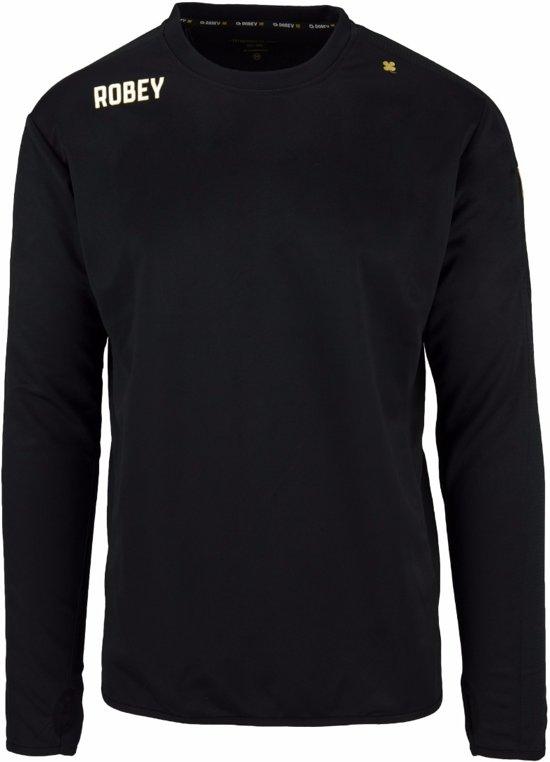 Robey Sweater - Voetbaltrui - Black - Maat S