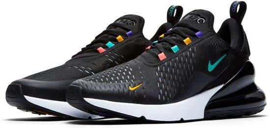 Nike Air Max 270 Sneakers - Maat 43 - Mannen - zwart