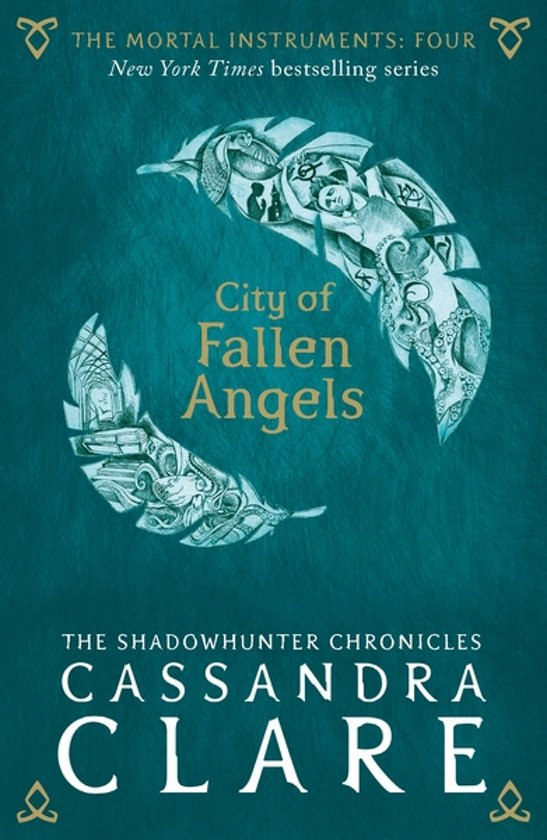 (04): City of Fallen Angels (Nw Edn)