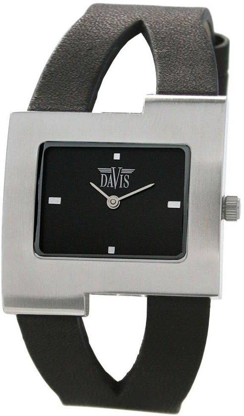 Davis 1400 Analoog Dames Quartz horloge