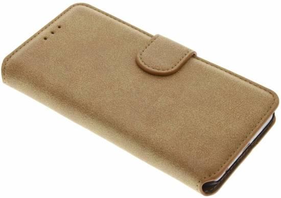 Daim Noir Couvercle De Type Lookbook Pour Huawei P10 OPkPQ1FsY