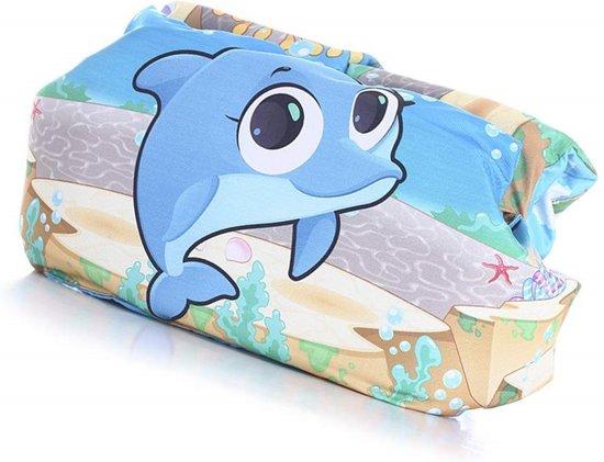 Zwemvest - Puddle Jumper Deluxe - Zwemveiligheid - Dolfijn Design