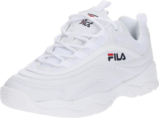 d3a69a12875 bol.com | Fila Ray Low Sneakers Dames - White - Maat 40