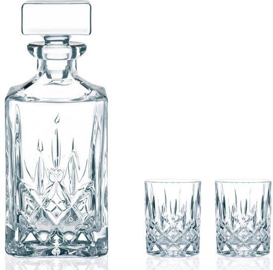 Nachtmann Noblesse Whiskey set - 3 delig