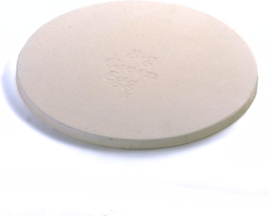 """""""Pizzasteen voor Big Green Egg BBQ XL (Diameter 21"""""""" / 53cm)"""""""