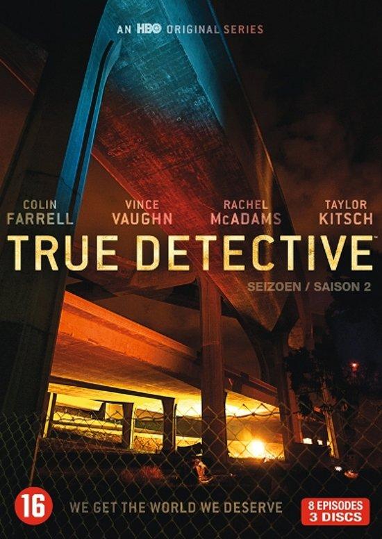 DVD cover van True Detective - Seizoen 2